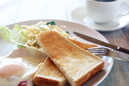 上手な朝食3